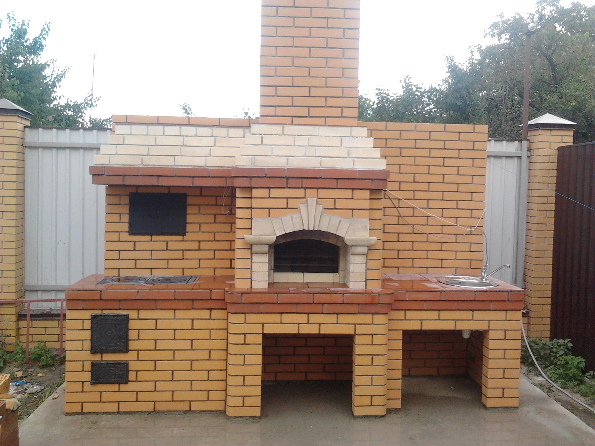 В украине прайслист на постройку камина, барбекю приготовление осетрины барбекю